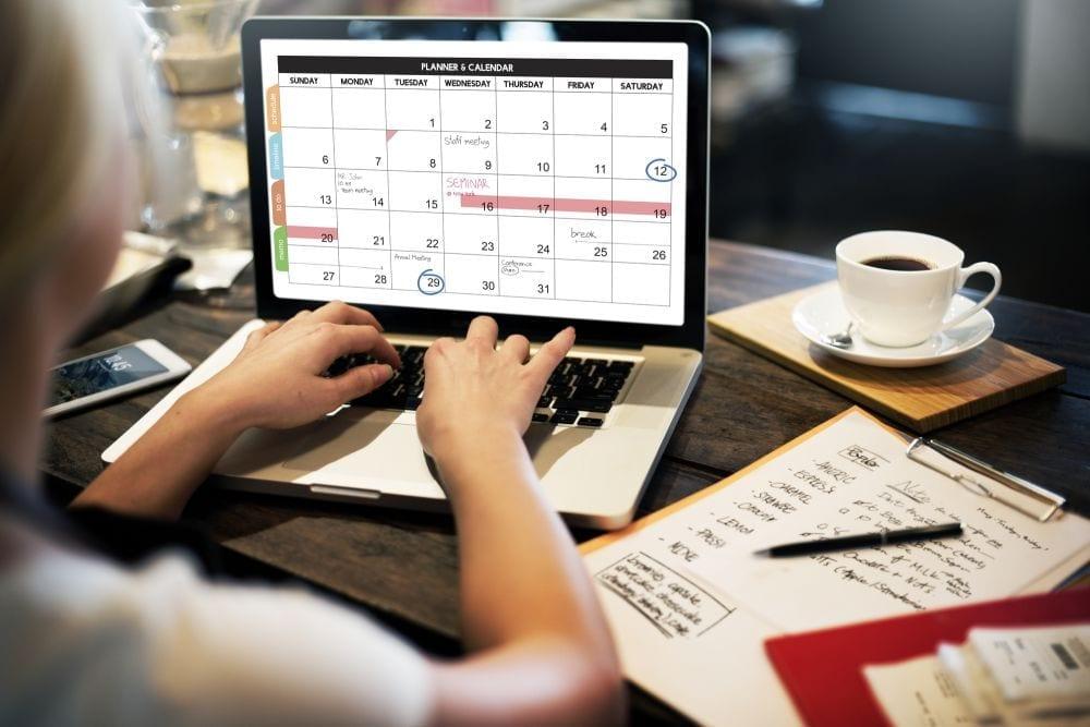 Calendário editorial - como fazer e qual sua importância?