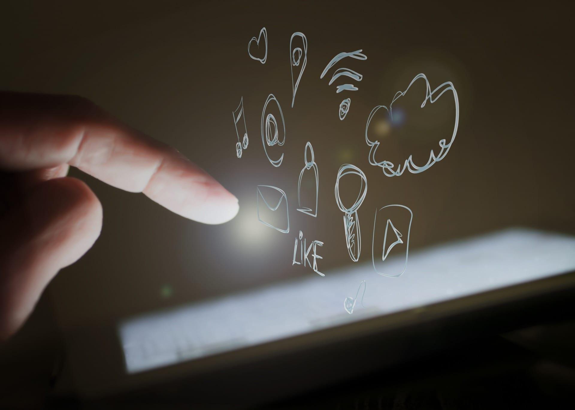 aumentar o engajamento nas redes sociais