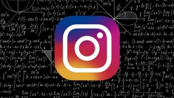 mudança no algoritmo do Instagram