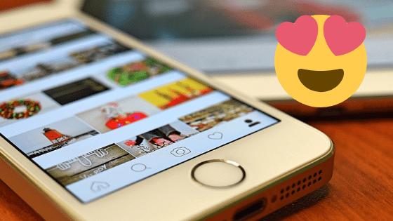 como organizar o feed do instagram header