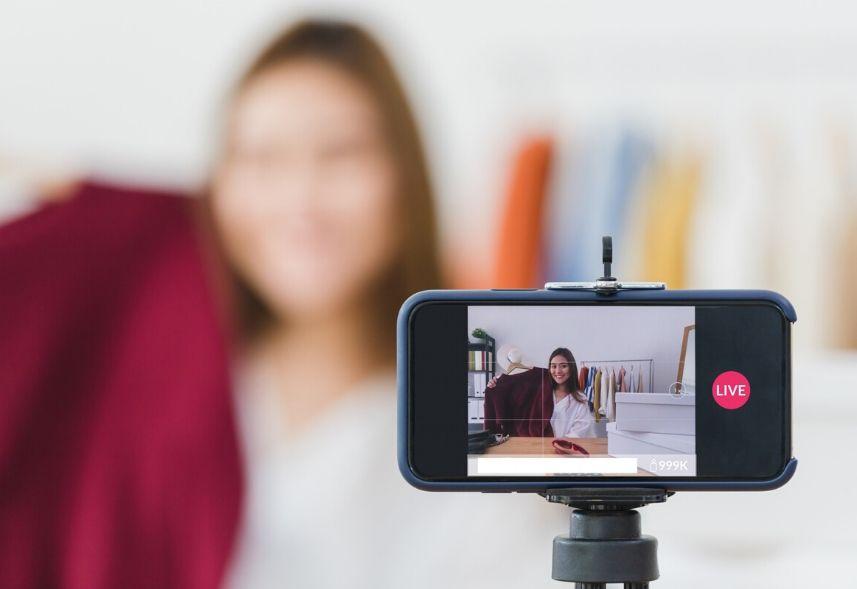 Live no Instagram: confira boas práticas para ter sucesso!