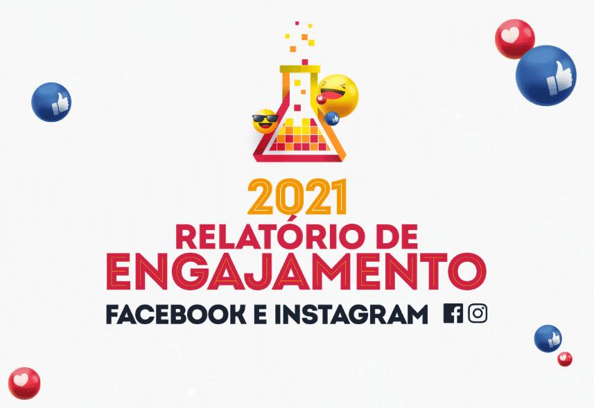 Relatório de Engajamento mLabs 2021: confira as médias das Taxas de Engajamento do Facebook e do Instagram
